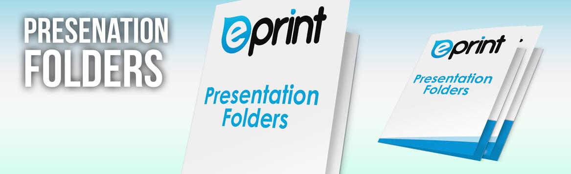 Presentation-Folder Printing